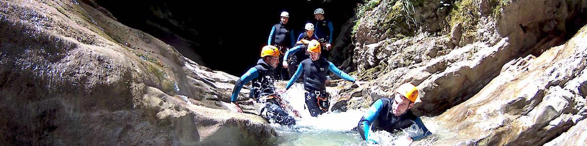 canyon des Ecouges vercors